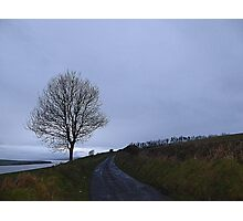 Inch island Bleakness Photographic Print