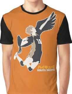 Haikyuu!! Hinata Shouyou Graphic T-Shirt