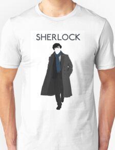 New Sherlock Holmes BBC 2016 Edition T-Shirt