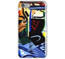 Abstract Interior #24 iPhone Case/Skin