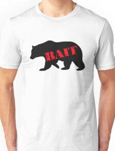 black bear bait Unisex T-Shirt