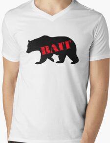 black bear bait Mens V-Neck T-Shirt