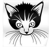 Salem Cat Poster