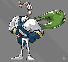 0002 - Earthworm Jim by Allison Bair