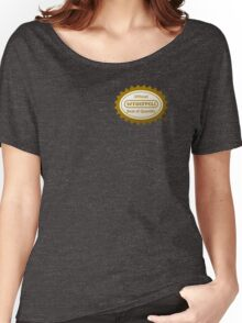 The WTGCFPCLI Seal of Quality Women's Relaxed Fit T-Shirt