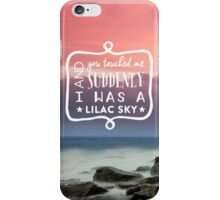 halsey colors iPhone Case/Skin