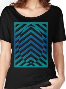Abstract style kinetic style  Women's Relaxed Fit T-Shirt