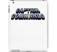 Cap n Com iPad Case/Skin