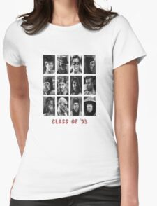 Class of '93 Womens Fitted T-Shirt