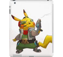 0004 - Pika McCloud iPad Case/Skin