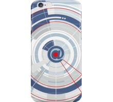 Internet Technology Background iPhone Case/Skin