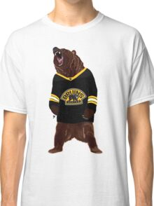 Boston Bruins Bear Classic T-Shirt