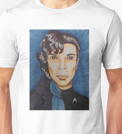 Sherlock vs Khan Unisex T-Shirt