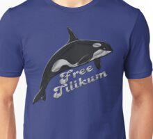 Free Tilicum Classic Digital Art Unisex T-Shirt