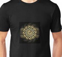 Steampunk Background Unisex T-Shirt
