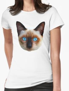 We are Siamese  Womens Fitted T-Shirt