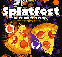 Splatfest EU December 2015 by KumoriDragon