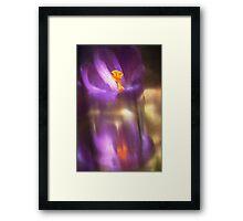 Golden Prize Within Framed Print