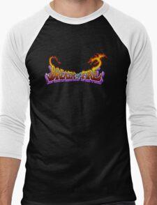 Dragon's Breath Men's Baseball ¾ T-Shirt