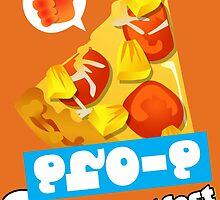 Splatfest Team Pro-Pineapple v.3 by KumoriDragon