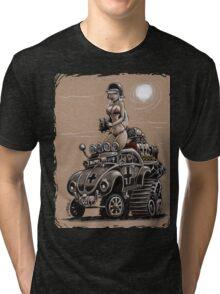 Desert Bettle Tri-blend T-Shirt
