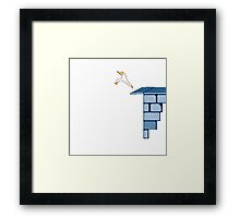 Leap of Faith - Prince of Persia Framed Print