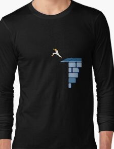 Leap of Faith - Prince of Persia Long Sleeve T-Shirt
