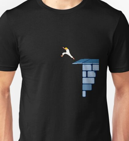 Leap of Faith - Prince of Persia Unisex T-Shirt
