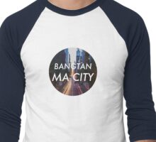 BTS - MA City Men's Baseball ¾ T-Shirt