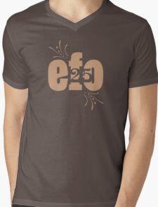 efo25 Mens V-Neck T-Shirt