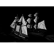 NAVAL ENGAGEMENT Photographic Print
