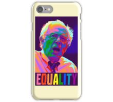 Bernie Equality iPhone Case/Skin