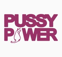 Pussy Power 2.0 by Carbon-Fibre Media