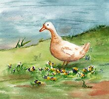 Golden Goose by Brenda Thour