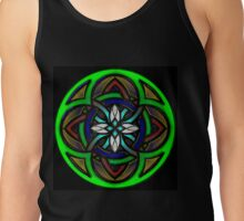 Jewel in the Center of the Knot Tank Top