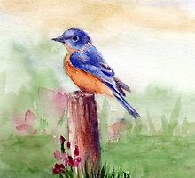 Bluebird Song by Brenda Thour
