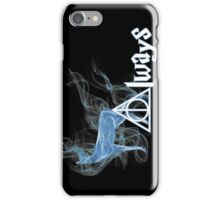 HP Always Patronus iPhone Case/Skin