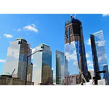 Freedom Tower - New World Trade Center, New York City Photographic Print