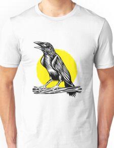 Black Crow Unisex T-Shirt