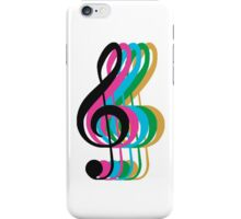 PTX Music Notes iPhone Case/Skin