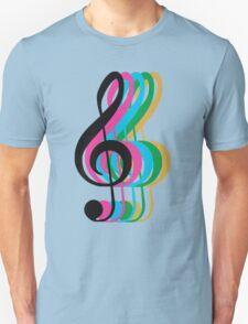 PTX Music Notes Unisex T-Shirt