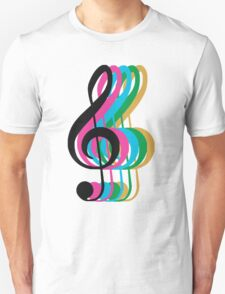 PTX Music Notes Unisex T-Shirt