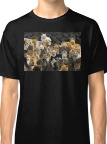 Cat Party Classic T-Shirt