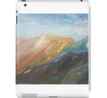 Alpine Summer iPad Case/Skin