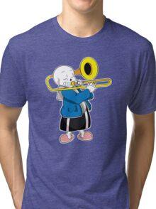 Undertale Sans Tri-blend T-Shirt