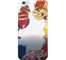 0012 - Baddie Showdown iPhone Case/Skin