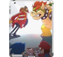 0012 - Baddie Showdown iPad Case/Skin