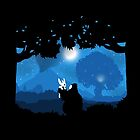 Ori and the Blind Forest by NPDesigns