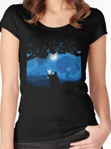 Ori and the Blind Forest Women's Fitted Scoop T-Shirt