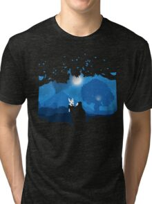 Ori and the Blind Forest Tri-blend T-Shirt
